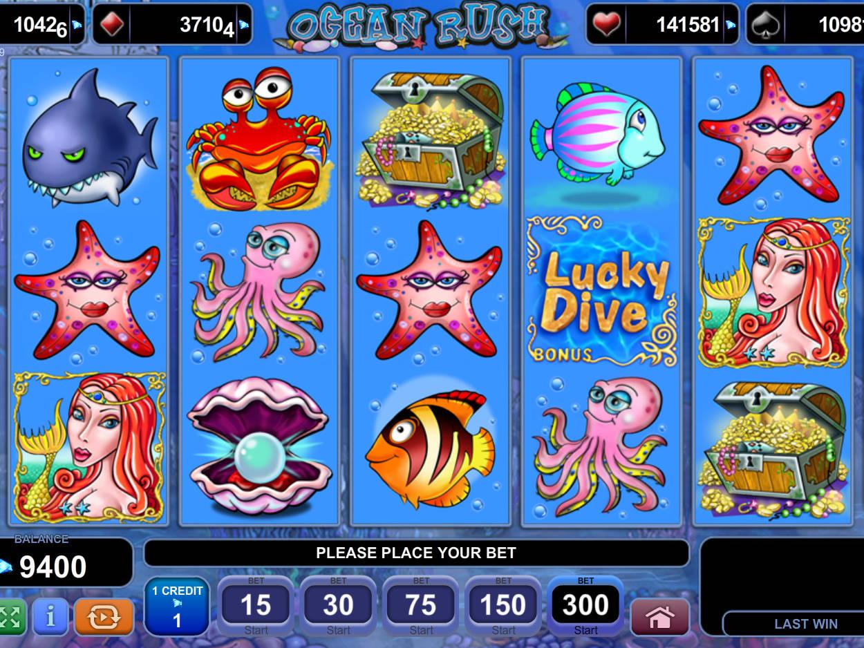 online ocean games