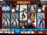 Herní online automat zdarma Iron Man 2 - 50 LInes