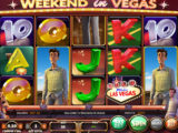 Herní casino automat Weekend in Vegas bez registrace