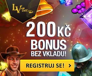 200 CZK Bonus Bez Depozitu 300X250