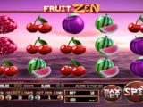 Casino automat Fruit Zen bez registrace