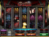 Obrázek ze hry automatu Gothic zdarma