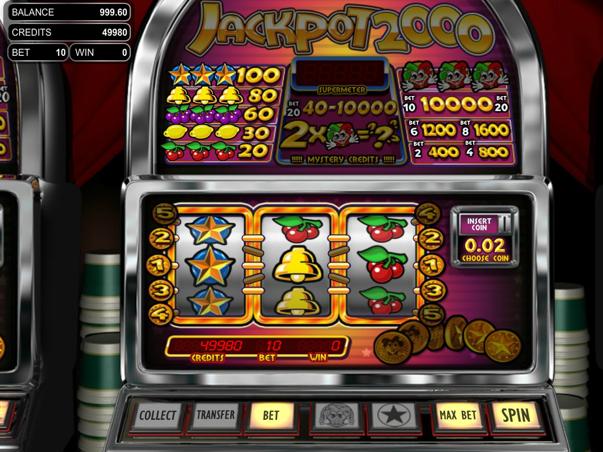 free playing slot machines
