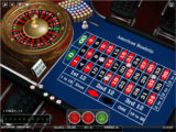 Kasino hra American Roulette zdarma
