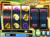 Herní automat Crazy Jackpot 60.000 zdarma