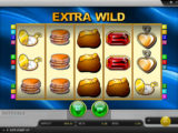 Automat Extra Wild pro zábavu online