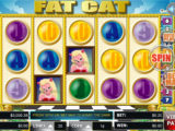 Herní automat Fat Cat online