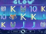 Obrázek ze hry automatu Glow online zdarma