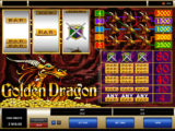 Zdarma online automat Golden Dragon