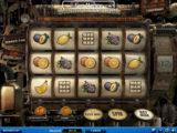 Online herní automat zdarma Steampunk Luck