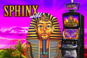 Výherní automat Sphinx Wild