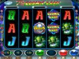 Obrázek ze hry automatu Money Mad Martians
