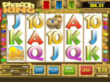 Pharaoh King online casino automat