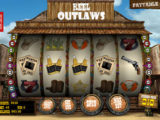 Online casino hra Reel Outlaws zdarma