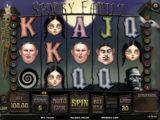 Automat bez registrace Spooky Family