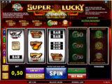 Obrázek z automatové hry Super Lucky Reels zdarma
