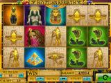 Online casino automat Egyptian Rebirth pro zábavu
