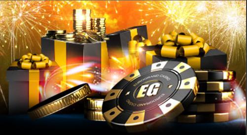 Získejte vstupní bonus 300 % a 25 zatočení s EuroGrand