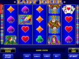 Online herní automat Lady Joker zdarma