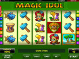 Online casino automatová hra Magic Idol