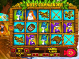 Online casino automat Nuts Commander