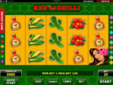 Casino automat Red Chilli zdarma