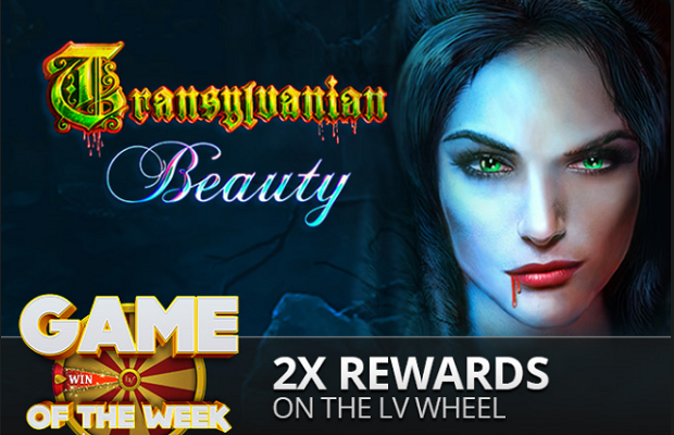 Transylvanian Beauty hrou týdne a 2x větší odměny na LV Wheel
