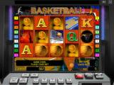Online hrací automat Basketball zdarma