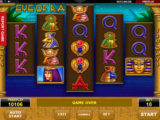 Online casino automat Eye of Ra