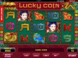 Online casino automat Lucky Coin bez vkladu
