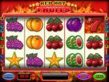 Zahrajte si automatovou casino hru Red Hot Fruits zdarma, bez vkladu