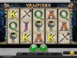 Herní automat Vampires zdarma, bez vkladu
