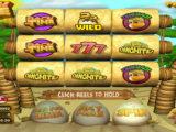 Zahrajte si online casino automat Back in Time zdarma