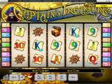 Casino automat Captain's Treasure Pro bez vkladu, od společnosti Playtech