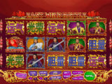 Online casino automat East Wind Battle zdarma