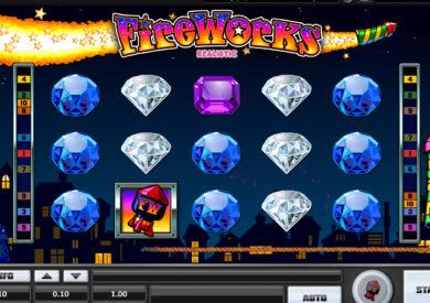 Casino automat Fireworks bez vkladu