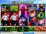 Online casino automat Football Carnival