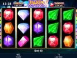 Zahrajte si online casino automat Jackpot Diamonds zdarma