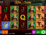 Casino automat King & Queen online