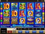 Herní automat bez stahování Mermaids Millions zdarma