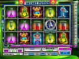 Obrázek z online casino automatu Secret Potion zdarma