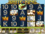 Zahrajte si online casino automat White King zdarma