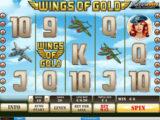 Obrázek z casino automatu Wings of Gold zdarma