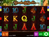 Roztočte online herní automat Books and Bulls zdarma