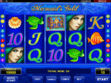 Casino automat Mermaid's Gold online
