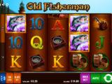 Herní automat Old Fisherman bez stahování