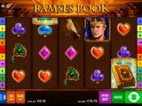 Online casino automat Ramses Book bez vkladu
