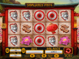 Casino automat Samurai's Path bez vkladu