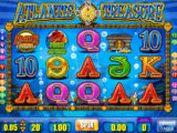 Casino automat Atlantis Treasure online