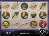 Obrázek z online casino automatu Lady of the Moon